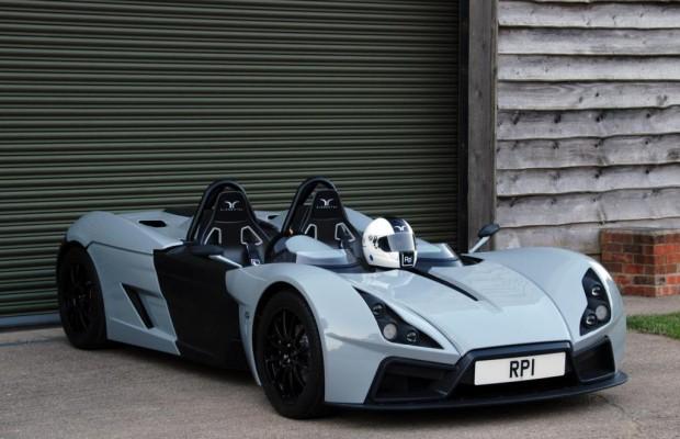 Elemental Cars RP1 - Ein automobiles Fliegengewicht