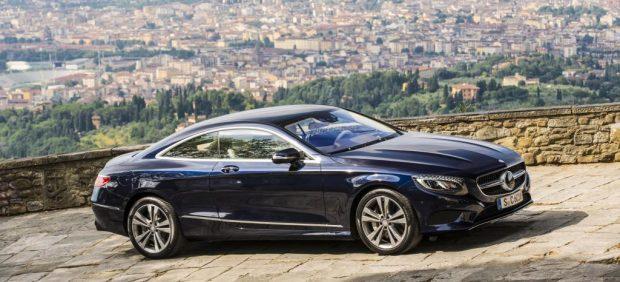Erste Fahrt im Mercedes S-Klasse Coupé - In Schönheit fahren