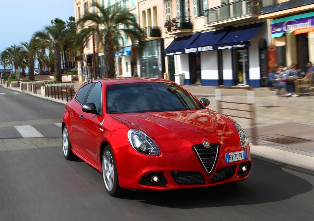 Erste Fahrt in Alfa-Romeo Giulietta und MiTo Quadrifolio Verde: Glücksklee