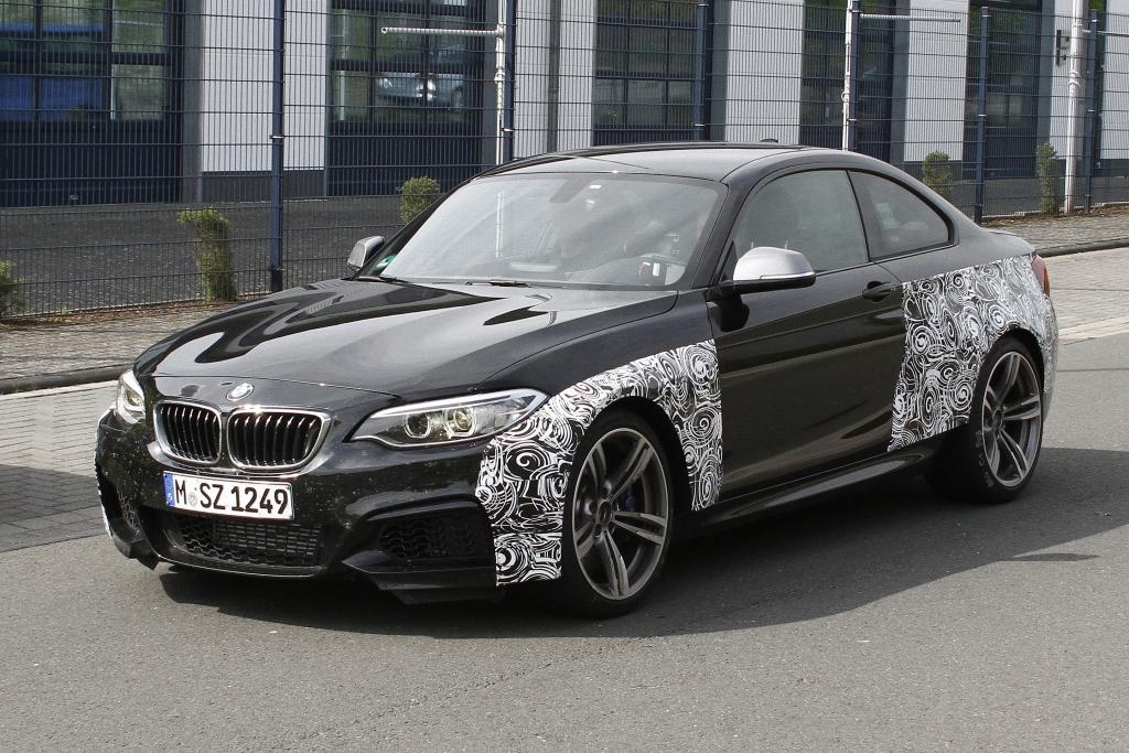 Erwischt: Erlkönig BMW M2