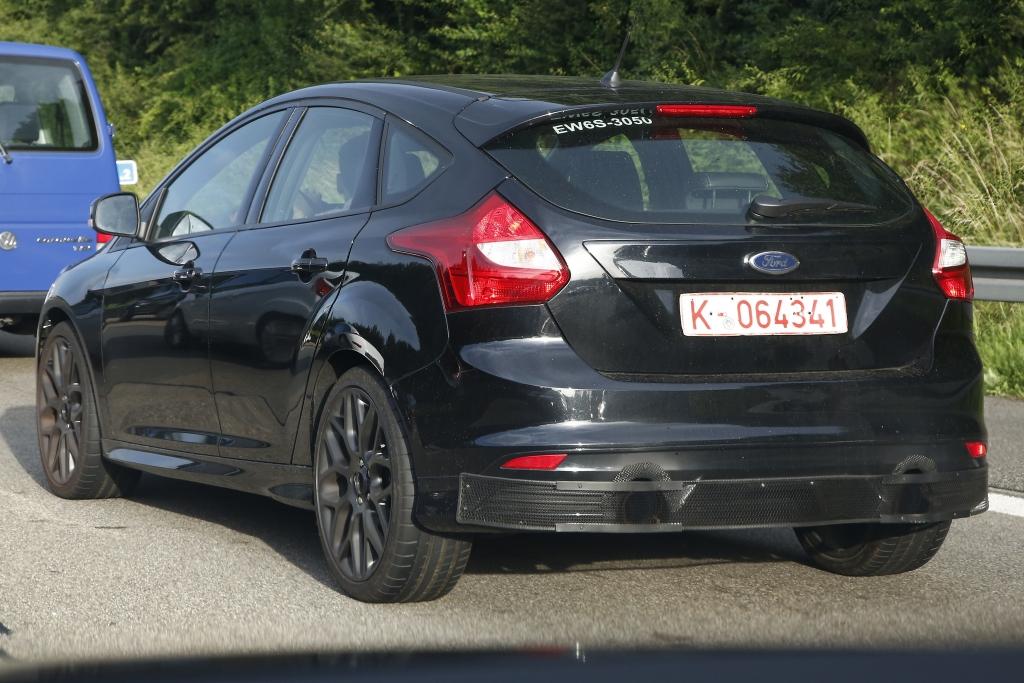 Erwischt: Erlkönig Ford Focus RS - Kommt er mit Allrad?