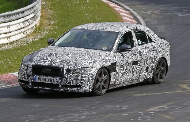 Erwischt: Erlkönig Jaguar XE - Der neue in der Mittelklasse