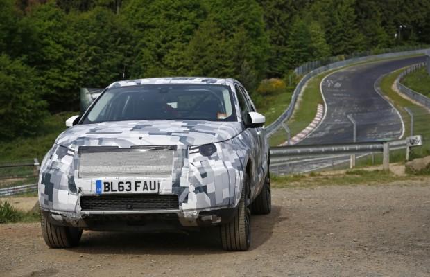 Erwischt: Erlkönig Land Rover Discovery Sport