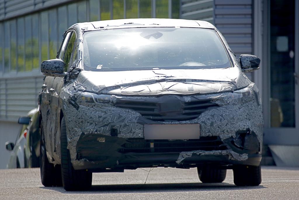 Erwischt: Erlkönig Renault Espace – Ende einer Ära