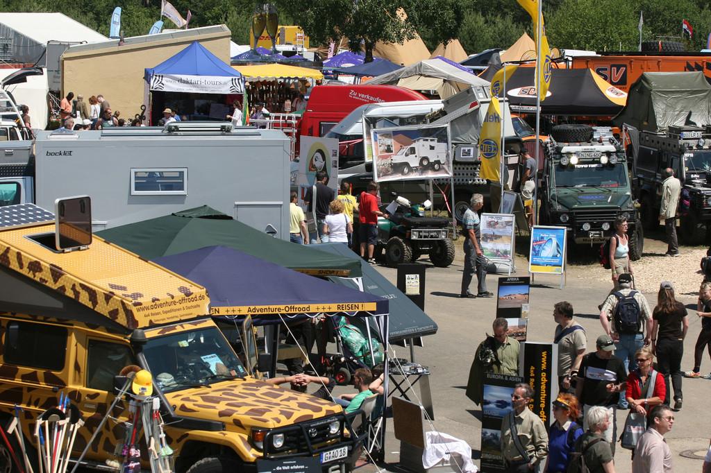 Europas größte Offroad-Messe geht in die 16. Runde