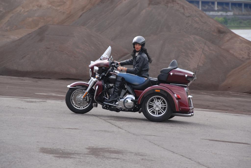 Fahrbericht Harley-Davidson Tri Glide Ultra: Damenwahl