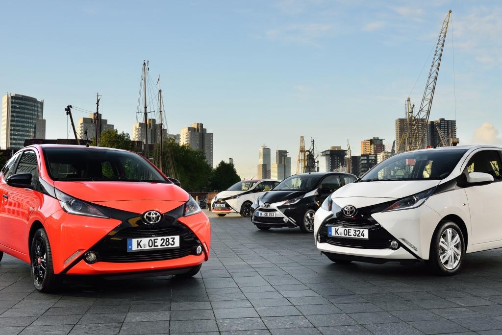 Fahrbericht: Toyota Aygo - Generation X