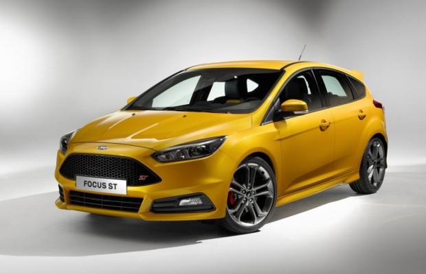 Ford Focus ST Facelift - Jetzt auch als Power-Diesel