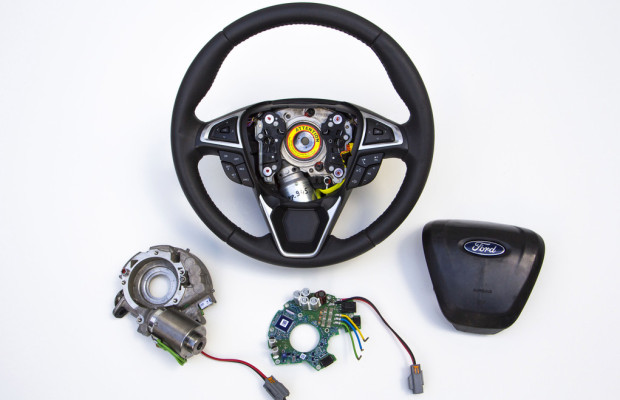 Ford führt adaptive Lenkung ein