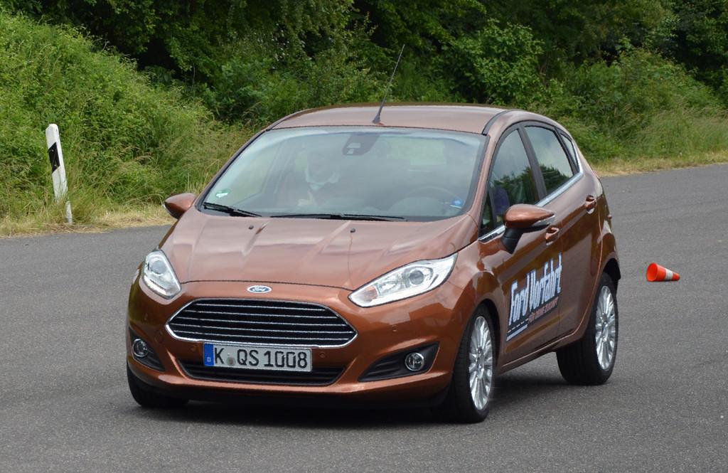 Ford schult junge Autofahrer