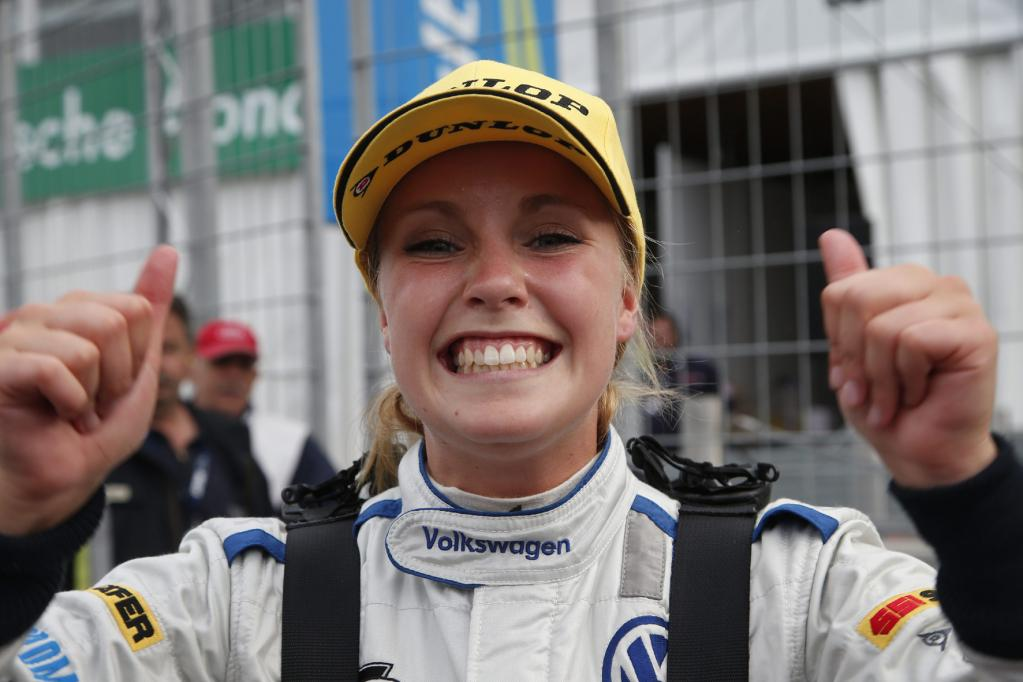 Frauen-Power im Scirocco R-Cup