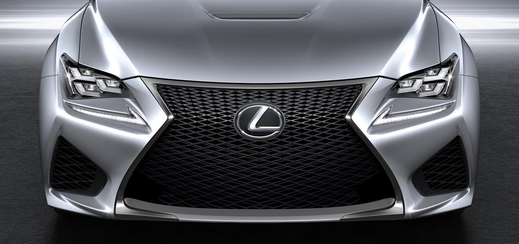 Goodwood 2014: Erste Dienstfahrt für Lexus RC F