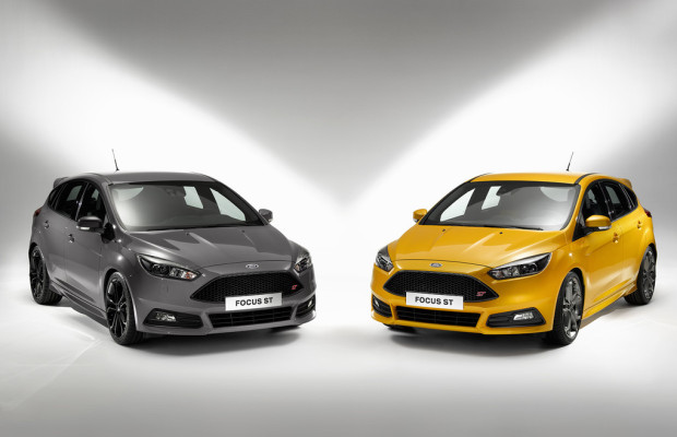 Goodwood 2014: Weltpremiere für Ford Focus ST