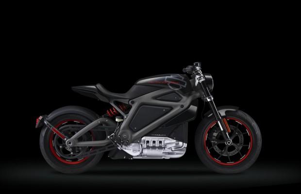 Harley-Davidson erprobt Elektromotorrad