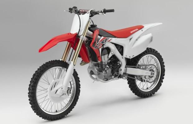 Honda: Beim Motocross die Qual der Wahl