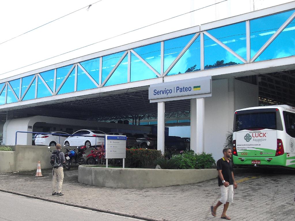 Hyundai-Autohaus der Pateo-Gruppe in der 1,7-Millionen-Einwohner-Stadt Recife.