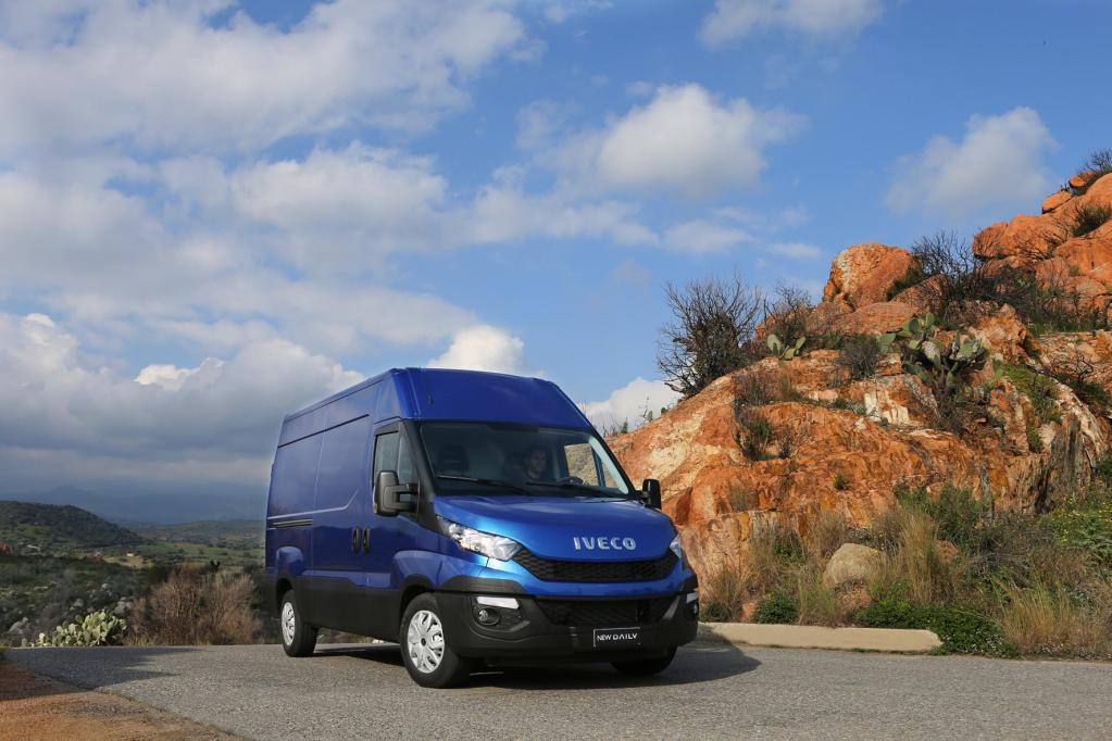 Iveco Daily in der dritten Generation