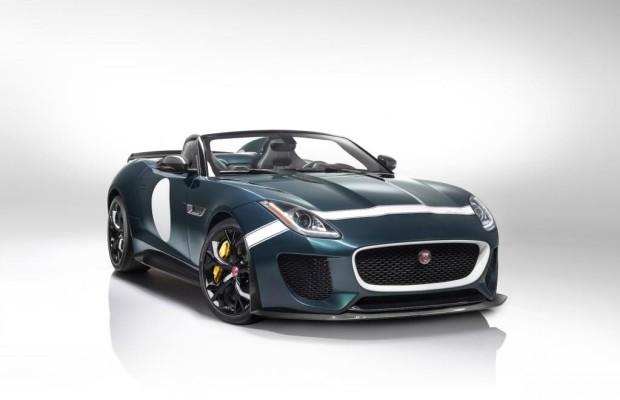 Jaguar F-Type Project 7 - Nur 20 für deutsche Autofahrer