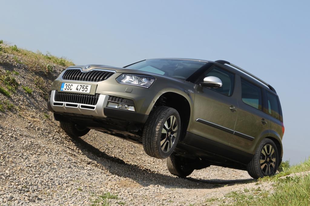 Jeder fünfte weltweit verkaufte Skoda der Modellreihen Octavia, Superb und Yeti wird mit Allradantrieb geordert.
