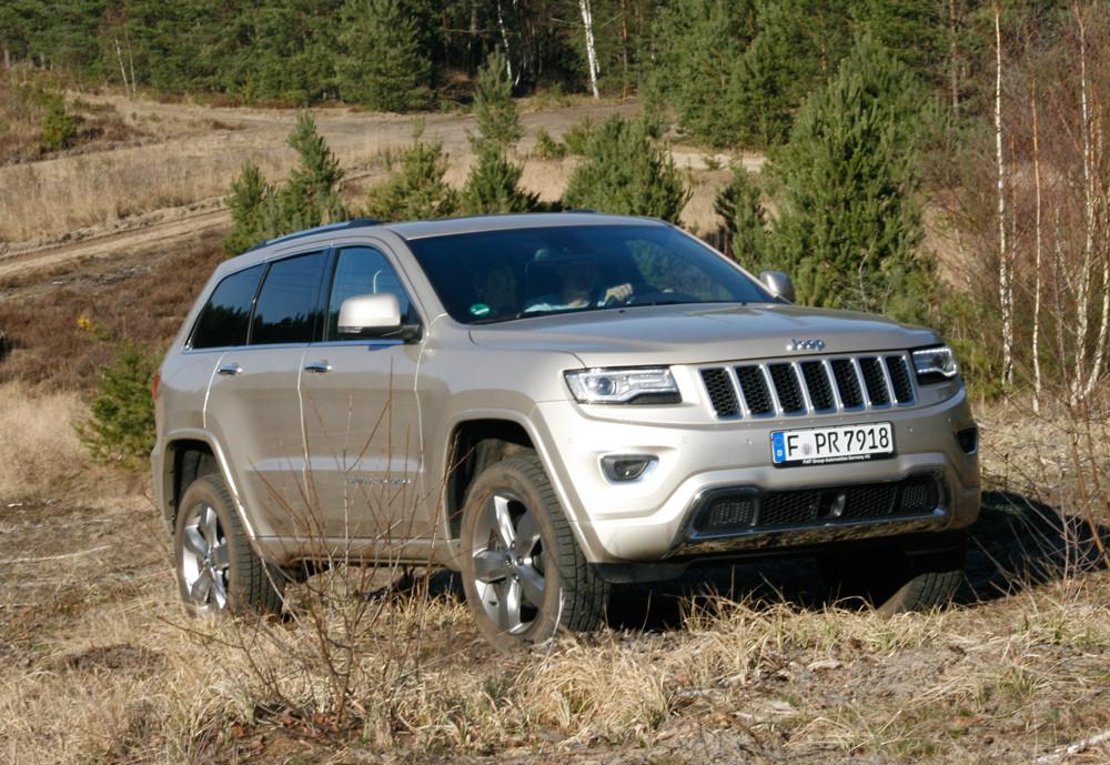 Jeep wachstumsstärkste Marke