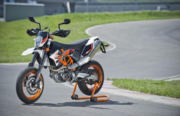 KTM ruft 690 Enduro und SMC zurück
