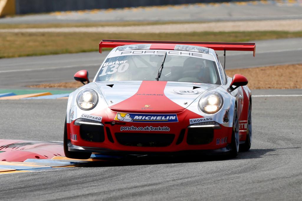 Laurient Aiello – Comeback im Porsche
