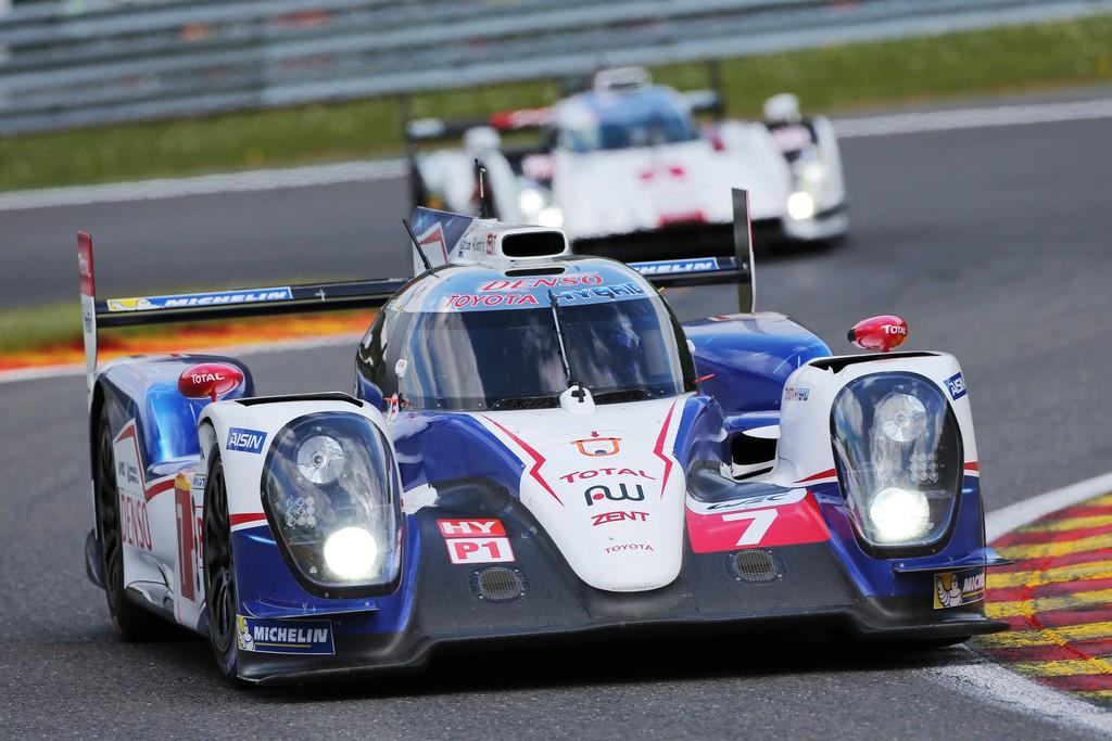 Le Mans 2014: Toyota startet von der Pole Position