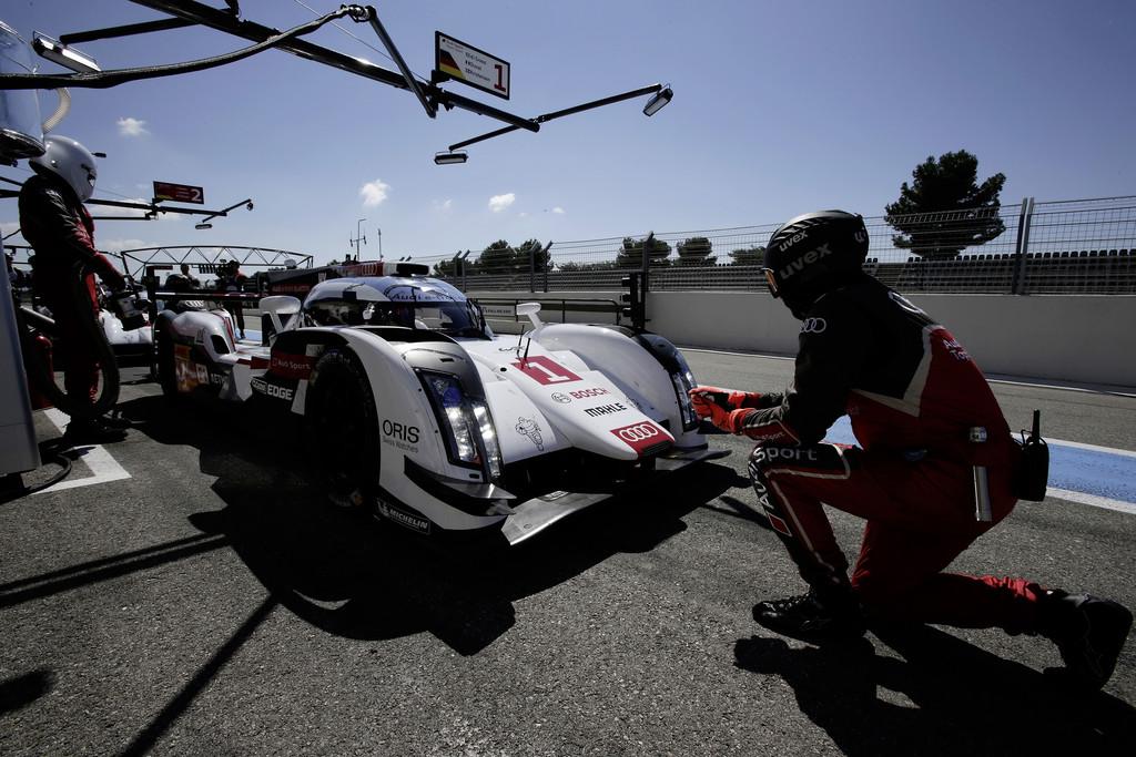 Le Mans live und mehr im Audi-Forum Neckarsulm