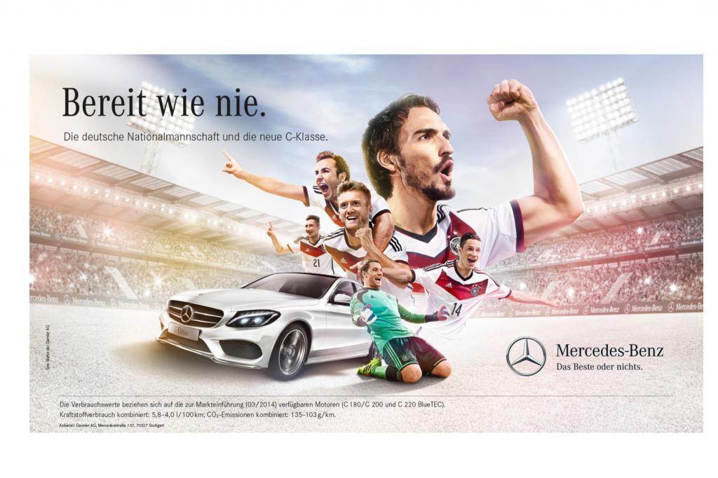 Marketingaktionen und Sondermodelle zur WM - Weltmeisterlich die Werbetrommel rühren