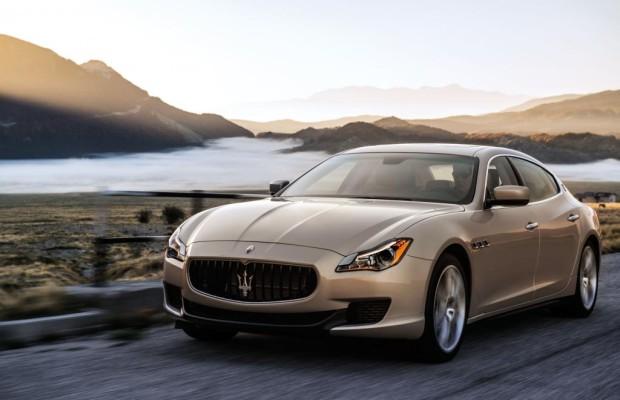 Maserati Quattroporte Diesel - Für die Luxus-Spar-Nische