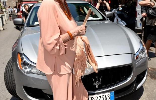 Maseratis glänzen beim Filmfestival