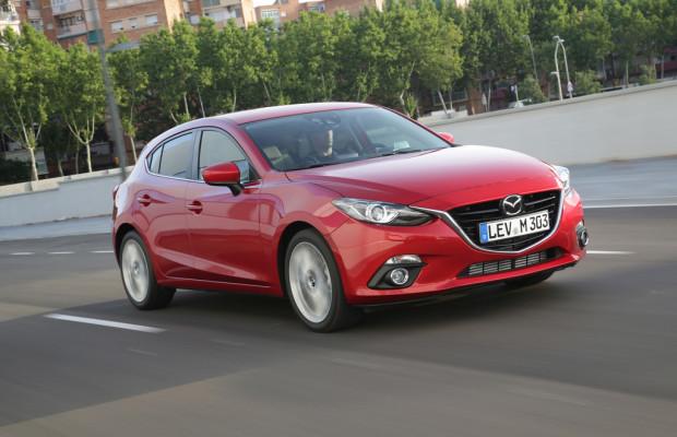 Mazda erneut zweistellig unterwegs