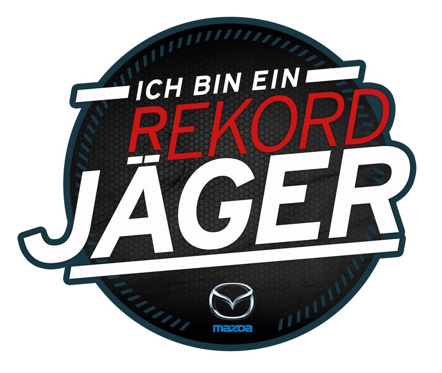 Mazda sucht Weltrekordjäger