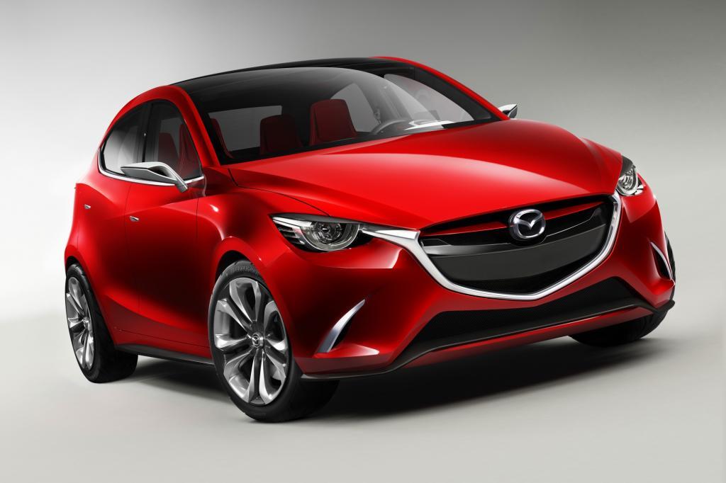 Mazda2  - Spardiesel statt Hybrid
