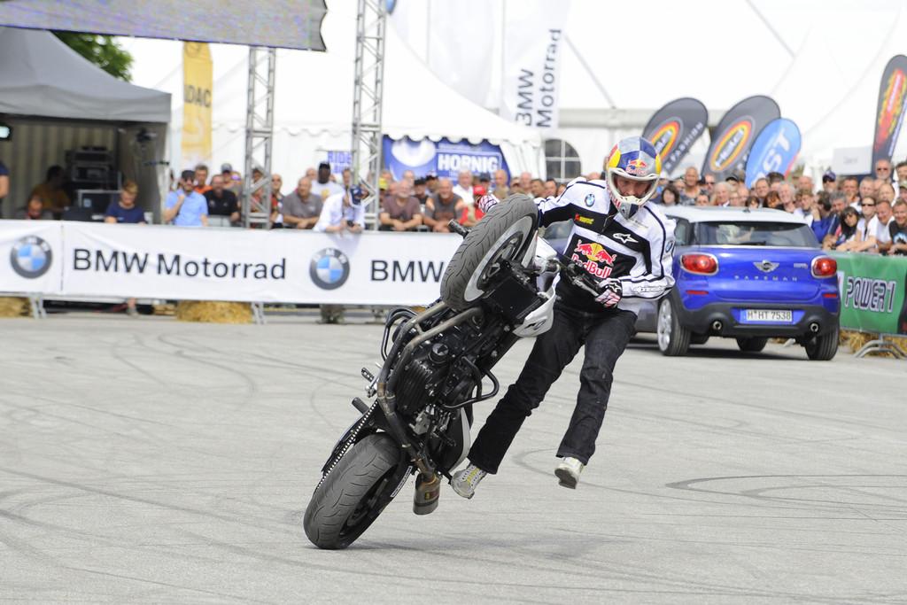 Mehr BMW-Motorräder gibt es nirgendwo