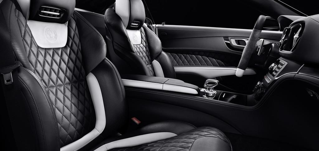 Mercedes-Benz SL 63 AMG und SL 65 AMG in exklusivem Look
