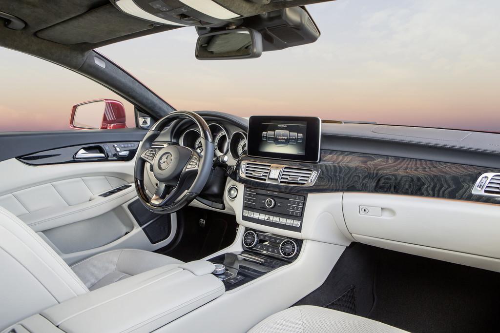 Mercedes-Benz bringt den CLS auf den neuesten Stand