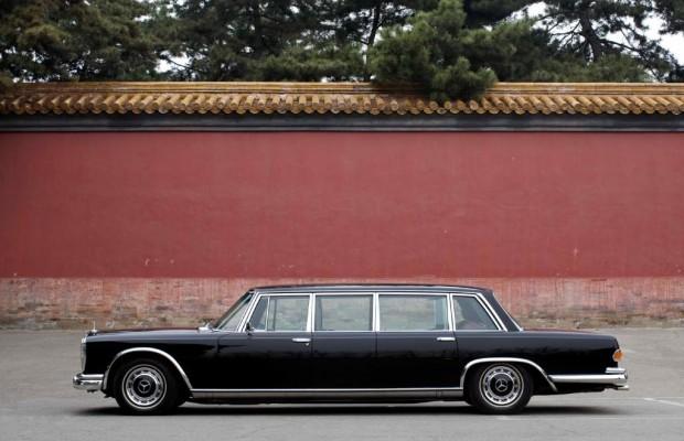 Mercedes plant einen neuen Pullmann