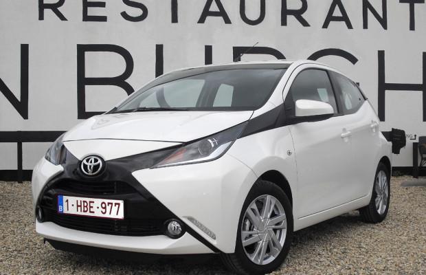Mit Mehr Spaß und J-Faktor: Toyota kündigt neuen Aygo noch für Juli an