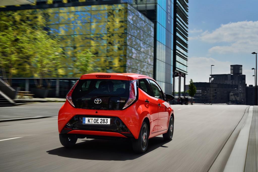 Mit mindestens 9.950 Euro bleibt Toyota zur Markteinführung am 19. Juli immerhin unter der psychologisch wichtigen 10.000er-Marke