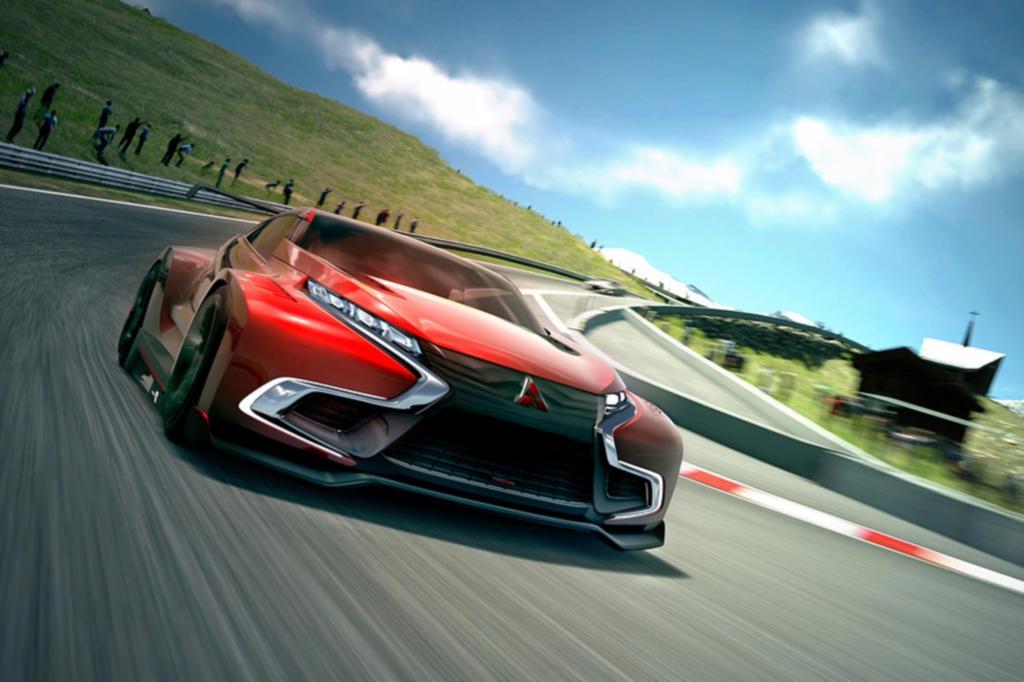 Mitsubishi Vision Gran Turismo - Der Evo ist zurück – aber nur virtuell