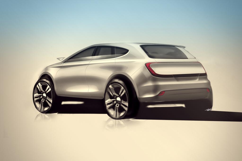 Neue Formen machen Autos leichter