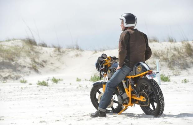 Neuer Hinterreifen für Motorrad-Klassiker