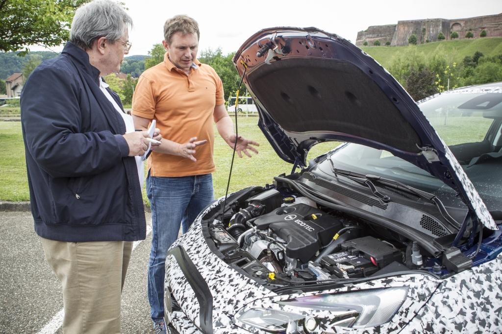 Neuer Opel Corsa: Erste Fahrt im Tarn-Outfit
