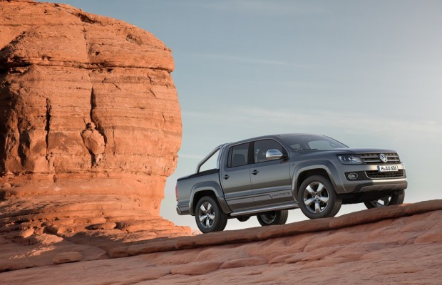 Neues Topmodell: VW Amarok Ultimate
