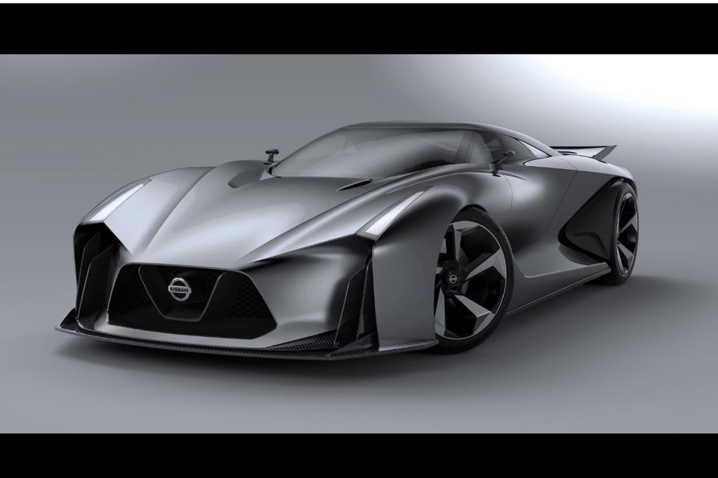 Nissan Concept 2020: Der ganz reale Wahnsinn