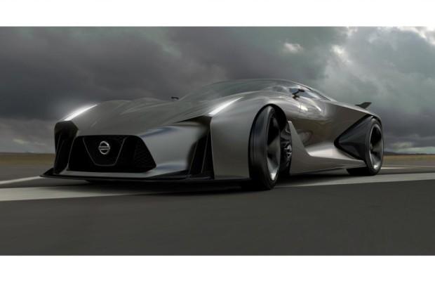 Nissan Concept 2020 Vision Gran Turismo - Der nächst GT-R für Konsolen-Rennfahrer