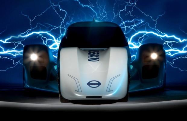 Nissan zündet die Elektro-Rakete