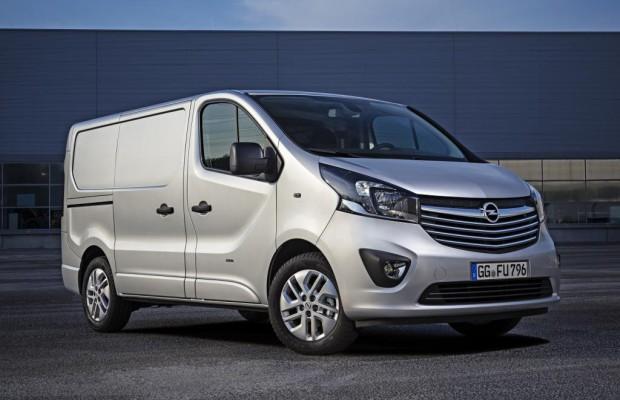 Opel Vivaro - Schöner und mehr laden