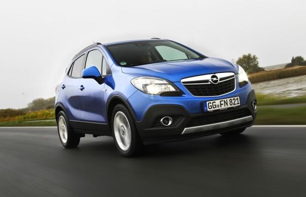 Opel in Europa in der Erfolgsspur
